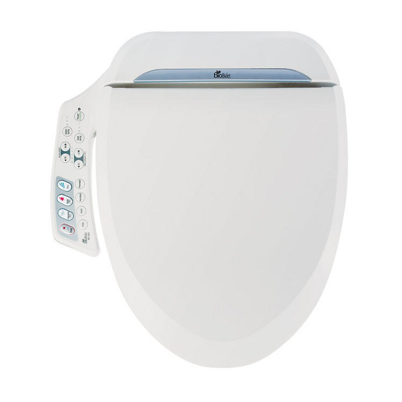 Excellent Bio Bidet Ultimate Bb 600 Advanced Bidet Toilet Seat Round White Easy Diy Installation Luxury Features From Side Panel Adjustable Heated Seat And Squirreltailoven Fun Painted Chair Ideas Images Squirreltailovenorg
