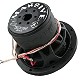 Massive Audio SUMMO64-6.5 Inch Car Audio 300 Watt SUMMO Series Competition Subwoofer, Single 4 Ohm, 1.5 Inch Voice Coil. Sold Individually.