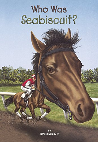 Who Was Seabiscuit? (Turtleback School & Library Binding Edition)