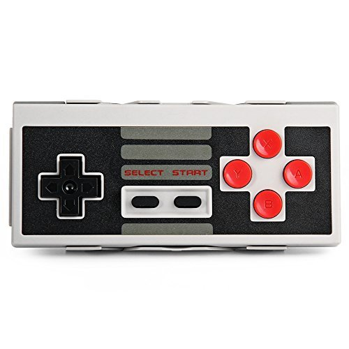 8Bitdo NES30 Wireless Bluetooth Controller Dual Classic Joystick for iOS Android Gamepad PC Mac Linux