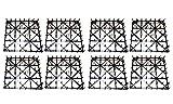 Repellent Mat (6.9x6.9x1.1 4pcs) (2 Set)