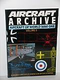 Aircraft of World War I, John Hamilton, 0852429983