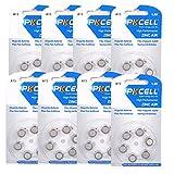 ZA13 Hearing Aid Battery A13 PR48 P13 1.4V Zinc Air Batteries Count (48Pcs-ZA13)
