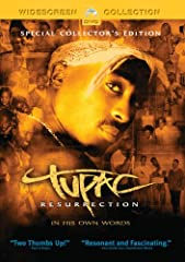 Tupac: Resurrection (DVD)Home movies, photographs and recited poetry illuminate the life of rappe r Tupac Shakur.]]>