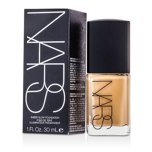 NARS by Nars Sheer Glow Foundation - Ceylan --30ml/1oz for WOMEN ---(Package Of 2)