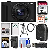 Sony Cyber-Shot DSC-HX80 Wi-Fi Digital Camera with 32GB Card + Case + Battery & Charger + Tripod + Kit Review