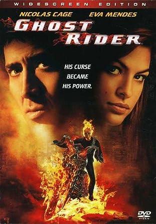 Amazon Com Ghost Rider Widescreen Edition Nicolas Cage Eva