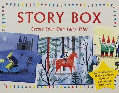 Story Box: Create Your Own Fairy Tales (Magma for Laurence -