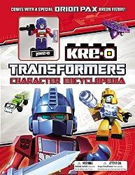 Kre-o Transformers Character Encyclopedia