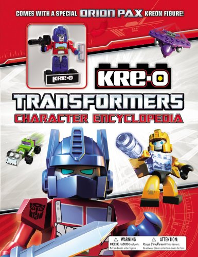 (Kre-o Transformers Character Encyclopedia)