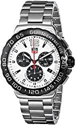 TAG Heuer Men's CAU1111.BA0858 Formula 1 Stainless Steel Watch