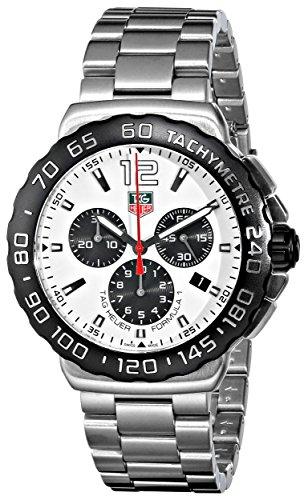 TAG Heuer Men's CAU1111.BA0858 Formula 1 Stainless Steel Watch