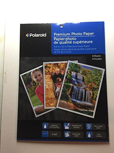Polaroid Premium Photo Paper