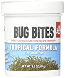 Fluval A6577 Bug Bites Tropical Fish Small Granules 1.59 oz,...