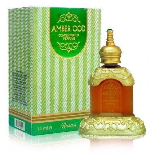 Amber Oudh Fragrance Oil by Rasasi
