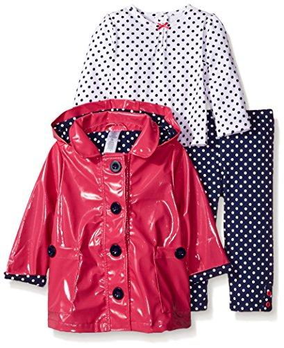 Magenta Kids Jacket - 5
