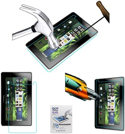 Acm Tempered Glass Screenguard for Blackberry Playbook