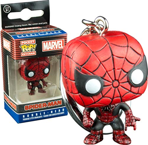 (Funko Pocket POP! Keychain - Marvel - SPIDER-MAN Exclusive)