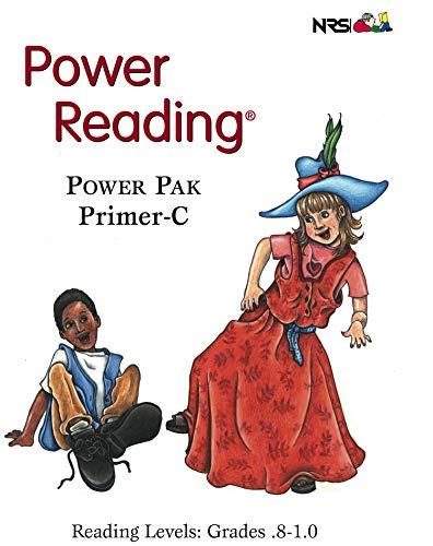 (Power Reading Power Pak Primer C - Reading Level: .8-1.0)