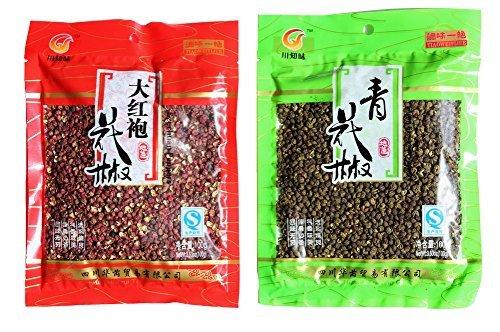 Authentic Szechuan Peppercorns (100g x 2) (Combo Pack)