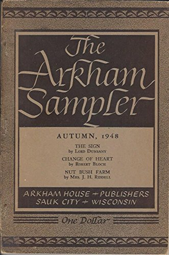 THE ARKHAM SAMPLER - VOL 1 No 4 Autumn 1948