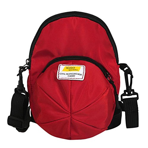 Widewing , Sac bandoulière pour femme Red
