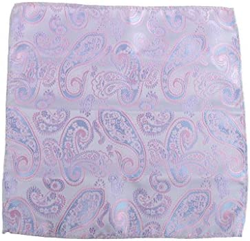 ハンカチ メンズ ポケット 紳士 花柄 ポケットチーフ ハンカチーフ 正方形 全21色