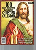 ATHLON CLASSICS, 100 MOST IMPORTANT DAYS IN THE CHRISTIAN CALENDAR, 27, 2018 ~