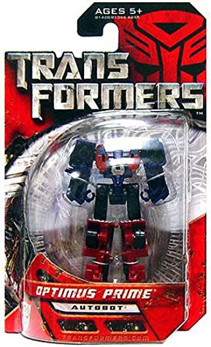 - Transformers Movie Hasbro Legends Mini Action Figure Optimus Prime