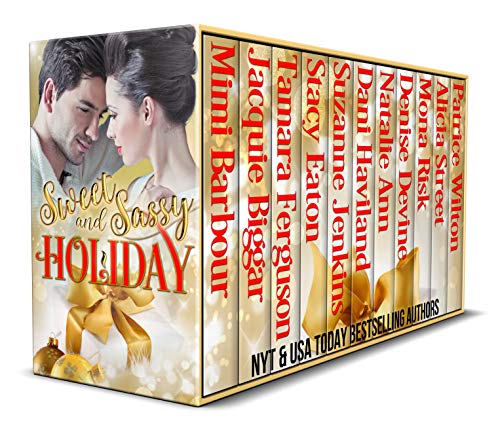 Capture The Magic Of The Holiday Season With This Brand New Collection Of 11 Christmas Romances!  Sweet and Sassy Holiday  by Mimi Barbour, Jacquie Biggar, Tamara Ferguson, Suzanne Jenkins and more
