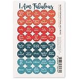 I Am Fabulous - Cap stickers