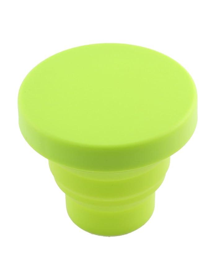 Amazon.com: eDealMax silicona 95ml doblado viaje Gargle de la botella del 7 cm x 6 cm Verde w Cubierta: Kitchen & Dining
