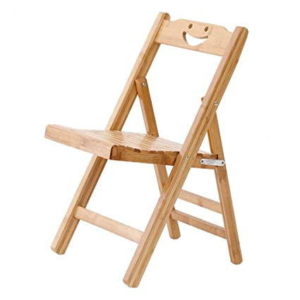 Sillas Plegables de Madera Maciza, Asientos de sillas Plegables para ...