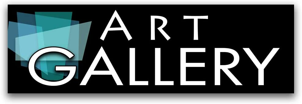 Gallery Vinyl Banner 8 Feet Wide by 2.5 Feet Tall