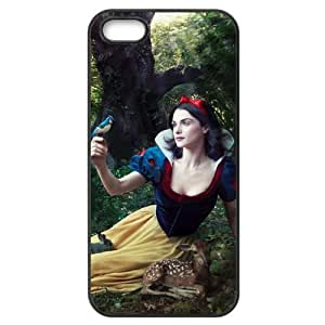 Snow White Iphone 5 5s Black Phone Case Cover LSK2477