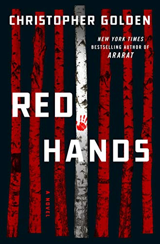 Book Cover: Red Hands