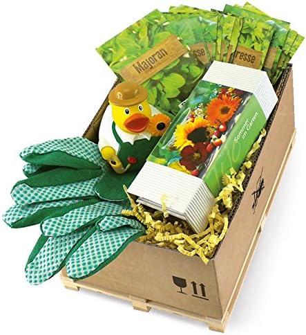 Garten Gadget:   Für eine größere Ansicht klicken Sie auf das Bild  Mini-Geschenkpalette für Gärtner