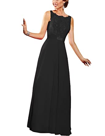 H.S.D Beads Lace Chiffon Cowl Mother of the Bride Dresses Prom Party Gowns US 2