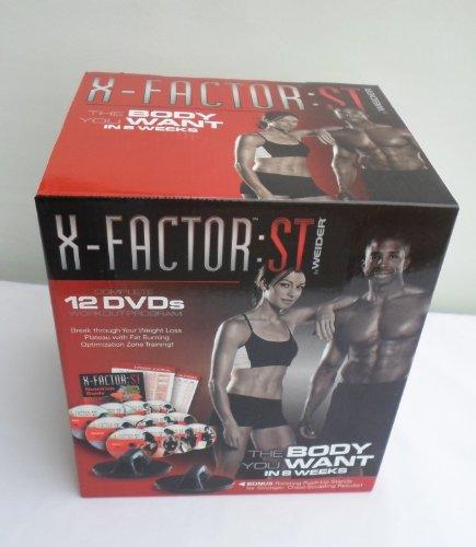 Weider X-Factor ST Weight Equipment