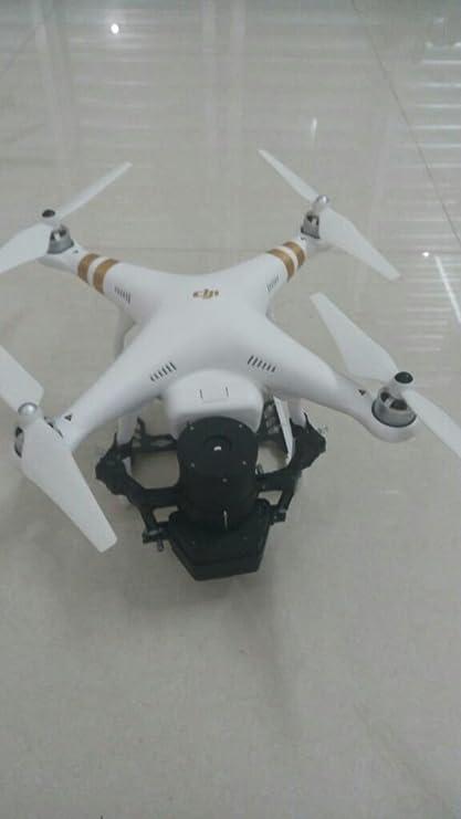 Hobby-Fun FPV Drone paracaídas de escape automáticamente el ...