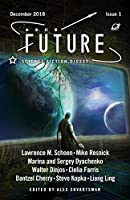 """The Rule of Three"" by Lawrence M. Schoen, Future SF Digest"