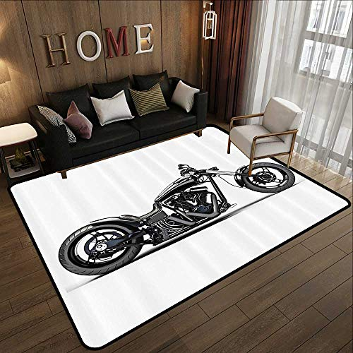 Ford Expedition Horsepower - American Floor mats,Manly Decor,Custom Made Motorcycle Expensive Horsepower Adventurous Masculine Vehicle 47