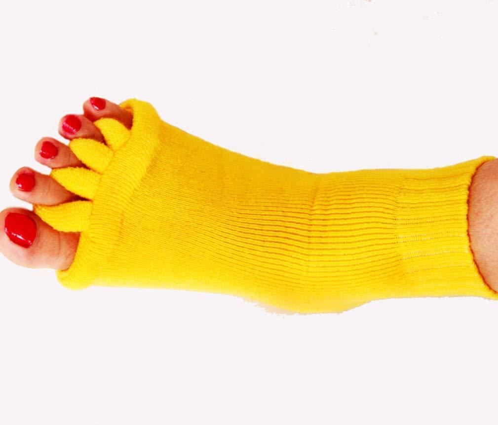 Amazon.com: SamGreatWorld - Calcetines separadores de dedos ...