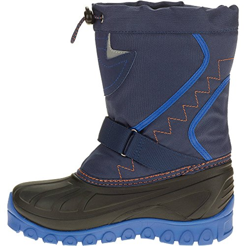 Ozark Trail Toddler Boys' Temp Rated Pull-on Winter Boot