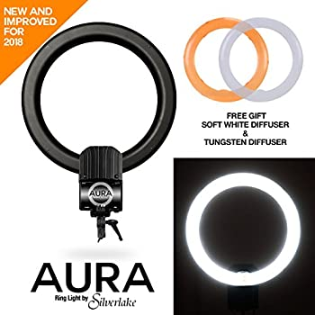 Amazon Com Diva Ring Light Super Nova 18 Quot Dimmable W 6