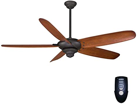Home Decorators Collection Altura 68 In Oil Rubbed Bronze Ceiling Fan Amazon Com