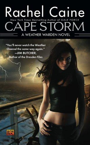 Cape Storm (Weather Warden, Book 8)