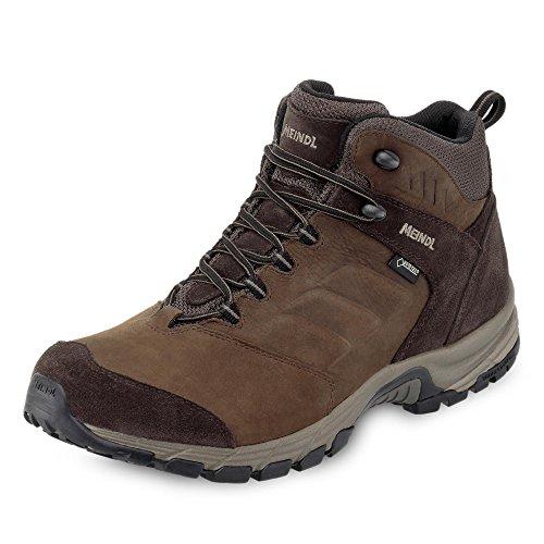 Meindl Zapatos de Senderismo Hombre caoba