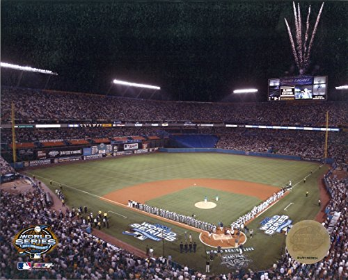 Florida Player Series (Pro Player Stadium Florida marlins 2003 World Series 8x10 Photo)