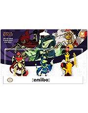 Amiibo Shovel Knight 3 Pack Specter/Plague/King Nintendo Switch